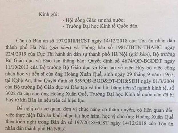khoi phuc hoc ham hoc vi cho ong hoang xuan que sau lum xum dao van