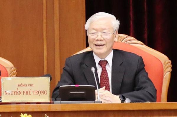 khai mac hoi nghi lan thu 10 ban chap hanh trung uong dang khoa xii