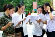 so luong thi sinh dang ky du thi vao dai hoc thai nguyen tuong duong nam 2018