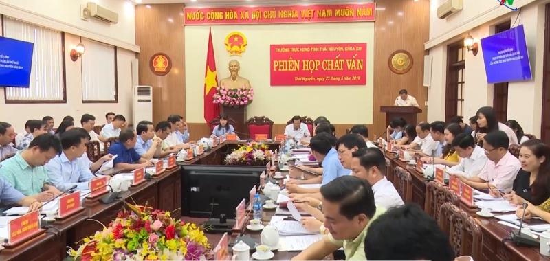 phien chat van lan thu nhat cua thuong truc hdnd tinh nam 2019