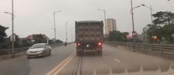 Cần có giải pháp triệt để quy định việc xe tải đi vào trung tâm thành phố Thái Nguyên