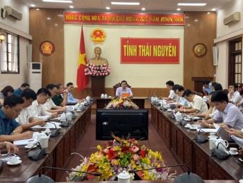 Thái Nguyên tăng 4 bậc chỉ số cải cách hành chính PAR - Index năm 2019