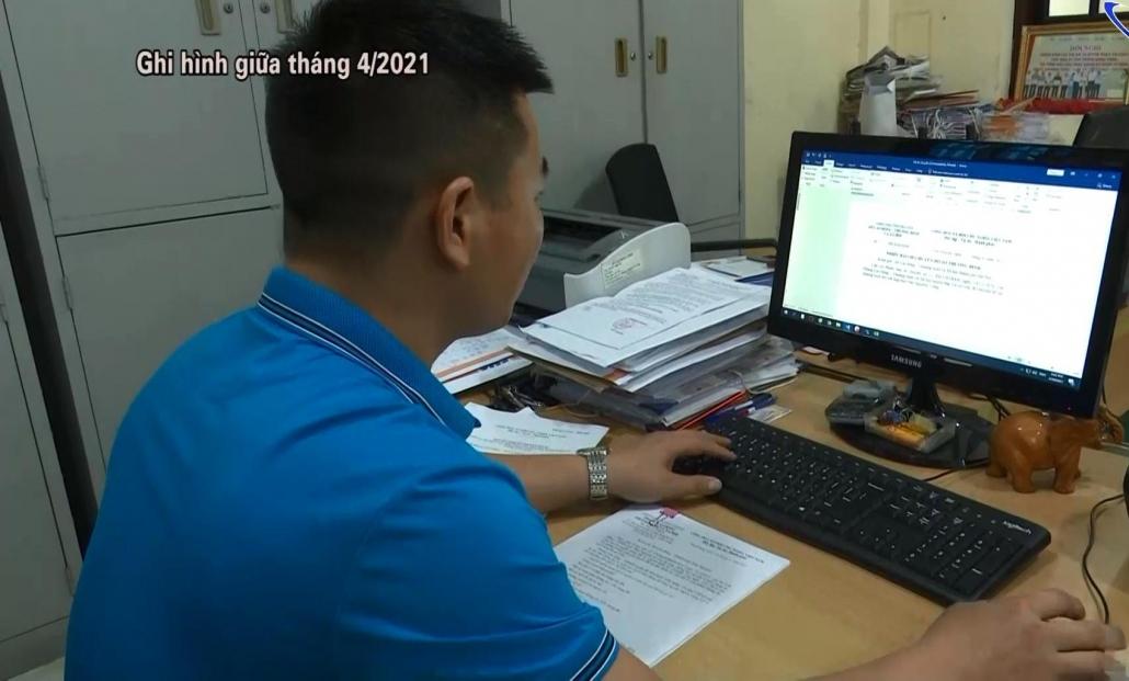 Số hóa trong quản lý hồ sơ người có công