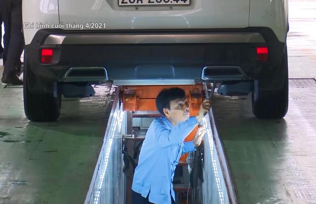 Nâng cao chất lượng quản lý các trung tâm đăng kiểm xe cơ giới