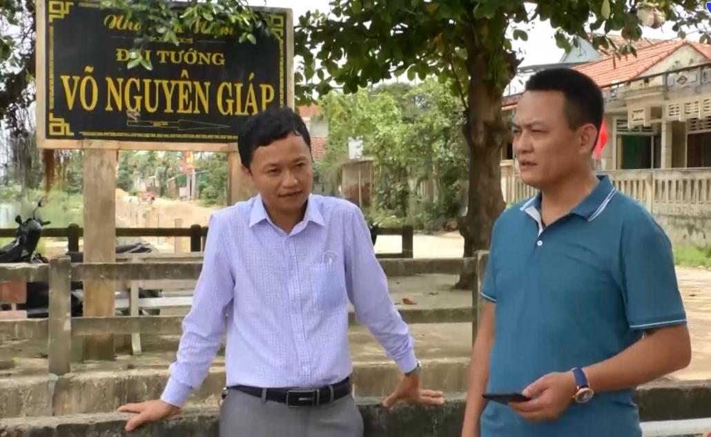 Phối hợp tuyên truyền nhân kỷ niệm 110 năm Ngày sinh Đại tướng Võ Nguyên Giáp