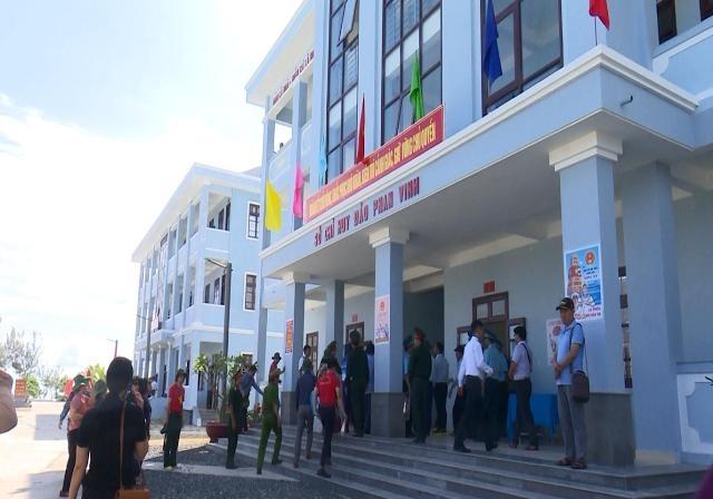 Trường Sa sẵn sàng cho ngày bầu cử - đã psts 14.5