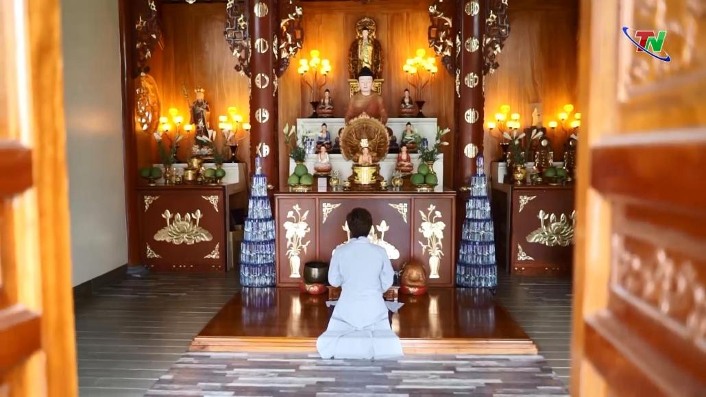 Để mùa Phật đản an lành trong làn sóng dịch bệnh COVID-19 - đã psts 19.5