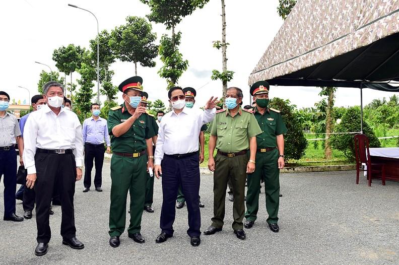 Thủ tướng chỉ đạo một loạt biện pháp mạnh để chống dịch hiệu quả hơn