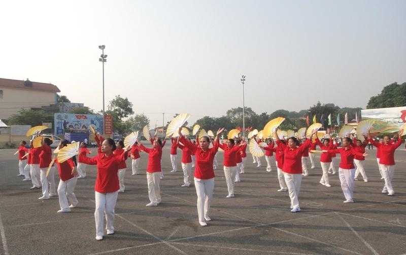 Hội Người cao tuổi tỉnh Thái Nguyên kết nạp mới trên 4.100 hội viên
