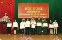 thai nguyen ton vinh 150 doanh nghiep doanh nhan thuc hien tot chinh sach phap luat thue