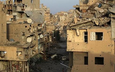 is bat ngo tai chiem mot phan thi tran chien luoc o mien dong syria