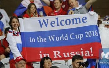 Tổng thống Putin nói Nga làm mọi thứ để đón chào khách World Cup 2018