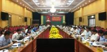 hoi nghi ban chap hanh dang bo tinh thai nguyen lan thu 15 nhiem ky 2015 2020