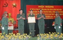 su doan bo binh 5 quan khu 7 ton vinh khen thuong 28 tap the va ca nhan dien hinh lam theo loi bac