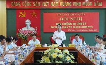 Hội nghị Ban Thường vụ Tỉnh ủy Thái Nguyên lần thứ 48, khóa XIX