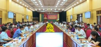 Hội nghị Ban Chấp hành Đảng bộ tỉnh Thái Nguyên lần thứ 19, khóa XIX