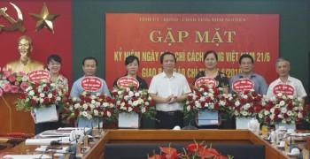 thai nguyen giao ban cong tac bao chi thang 6 nam 2019