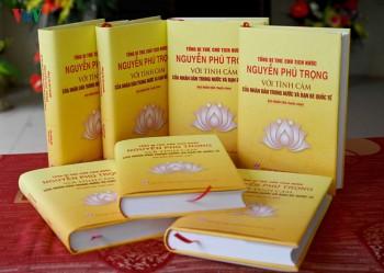 Ra mắt sách về Tổng Bí thư, Chủ tịch nước Nguyễn Phú Trọng