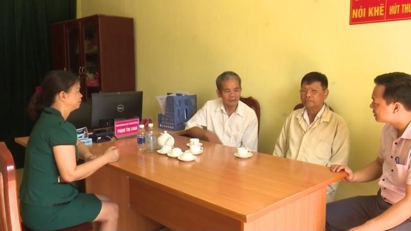 thai nguyen tang cuong cong tac tiep cong dan giai quyet don thu khieu nai to cao da ps