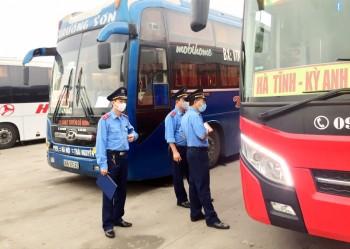 Xử lý trên 240 trường hợp vi phạm hành chính về an toàn giao thông