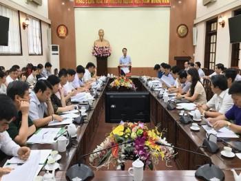 Thái Nguyên: Đẩy nhanh tiến độ thực hiện Chương trình xây dựng nông thôn mới