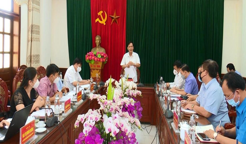 Kiểm tra học tập, triển khai thực hiện Nghị quyết Đại hội Đảng các cấp