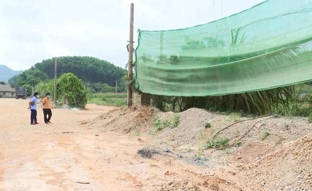 Xung quanh vấn đề an toàn, bảo vệ môi trường trong hoạt động khai thác đá trên địa bàn huyện Đồng Hỷ -  đã ps htth 17.6