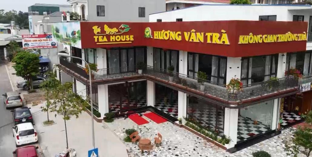 Lan tỏa không gian văn hóa trà giữa lòng TP Thái Nguyên - đã ps cm hội nhập 21.6