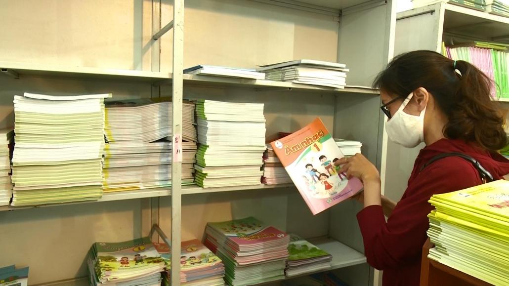 Đảm bảo cung ứng kịp thời, đầy đủ sách giáo khoa cho năm học 2021-2022 -  đã psts 29.6