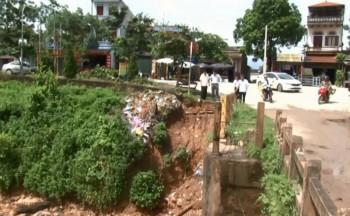 Phú Bình: Thiệt hại trên 1 tỷ đồng do mưa lớn