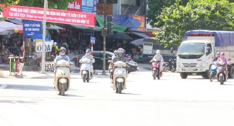 Thái Nguyên: Nắng nóng gay gắt ảnh hưởng đến đời sống và sinh hoạt người dân