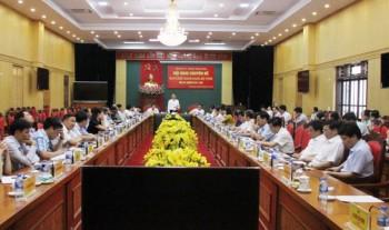 hoi nghi chuyen de ban chap hanh dang bo tinh thai nguyen khoa xix nhiem ky 2015 2020
