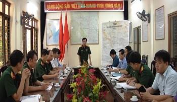 Kiểm tra công tác phòng, chống lụt bão tại các địa phương