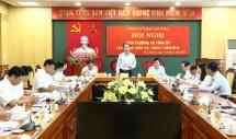 hoi nghi ban thuong vu tinh uy thai nguyen lan thu 49 khoa xix nhiem ky 2015 2020