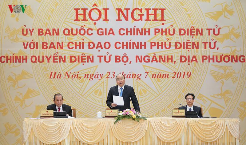 thu tuong quyet tam xay dung chinh phu dien tu