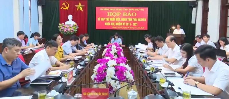 hop bao ky hop thu 11 hdnd tinh thai nguyen khoa xiii nhiem ky 2016 2021