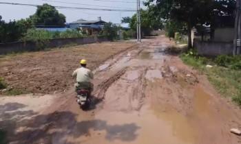 Cần sớm cải tạo đường giao thông tại xóm Bến Đò, xã Thịnh Đức, TP Thái Nguyên