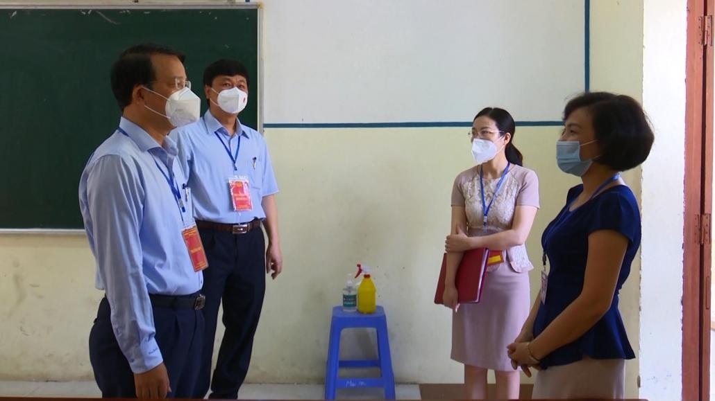Thái Nguyên sẵn sàng cho Kỳ thi tốt nghiệp THPT năm 2021