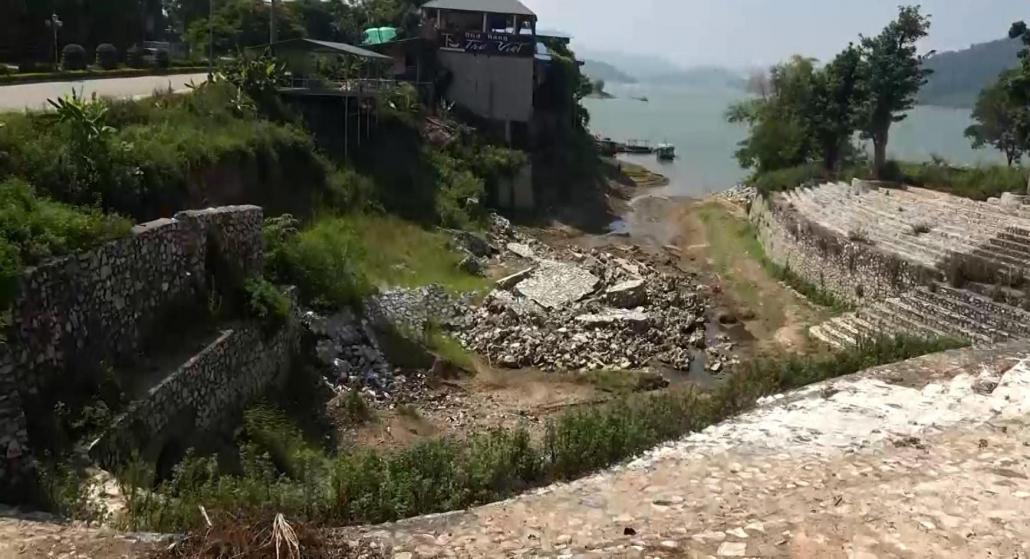 Sạt lở và nguy cơ mất an toàn từ các công trình xây dựng trái phép tại xã Tân Thái, huyện Đại Từ