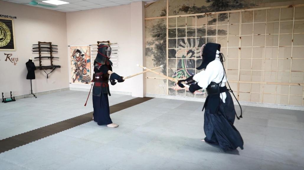 Giới trẻ Thái Nguyên với bộ môn Kendo