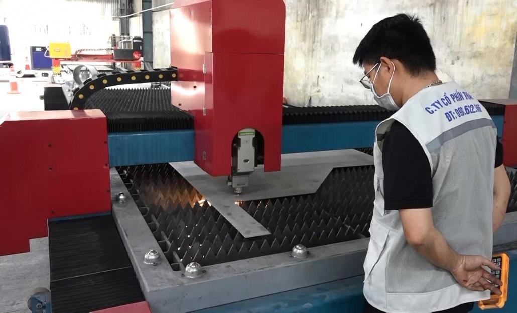 Đẩy mạnh ứng dụng công nghệ thông tin trong sản xuất