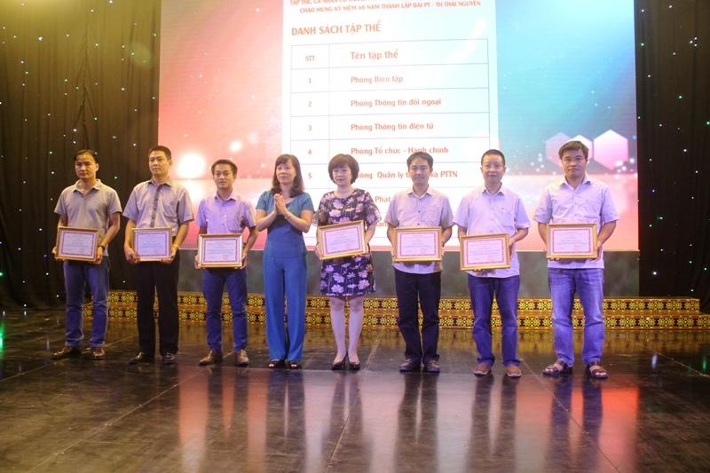 trao giai lien hoan tac pham bao chi chat luong cao nam 2016