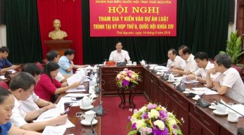 Thái Nguyên đóng góp ý kiến vào Dự án Luật Cảnh sát biển Việt Nam