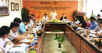 Tập đoàn T&T đề xuất đầu tư 4 dự án vào Thái Nguyên