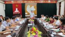thong nhat ke hoach to chuc hoi cho moi xa phuong mot san pham va nong nghiep ung dung cong nghe cao nam 2018