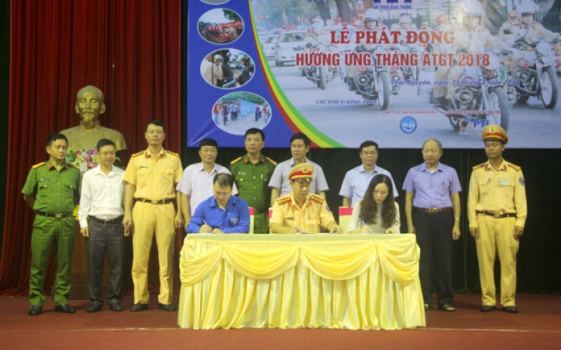phat dong huong ung thang an toan giao thong nam 2018