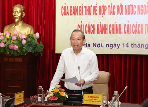 pho thu tuong thuong truc lam viec voi ban can su dang bo noi vu