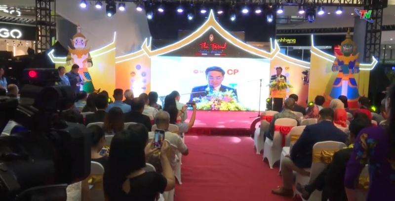 thai nguyen tham du le hoi thai lan 2019 tai ha noi