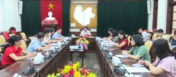 Họp bàn tổ chức Hội nghị 50 năm thực hiện Di chúc của Chủ tịch Hồ Chí Minh