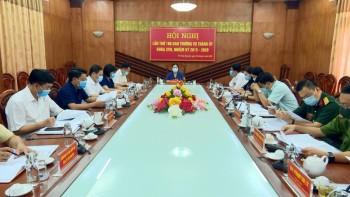 Hội nghị Ban Thường vụ Thành ủy Thái Nguyên lần thứ 106, khóa XVII, nhiệm kỳ 2015-2020